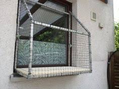 katzennetze balkon fenster katzensicher durch den katzenbalkon vom katzennetz profi