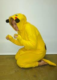 Pikachu Costume Pikachu Costume Creative Costumes