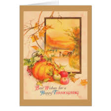 thanksgiving cards zazzle