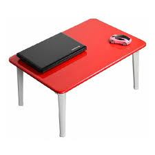 Foldable Laptop Desk by Foldable Laptop Table Red Lazada Malaysia