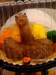 cake wrecks home a feathered salute
