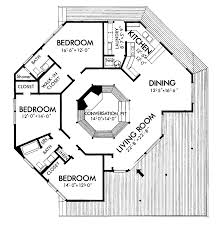 contemporary home floor plans home plans homepw04196 1 664 square 3 bedroom 2 bathroom
