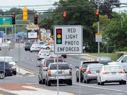 traffic light camera locations dangerous crashes at delaware red light cameras down