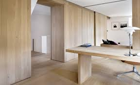 Wooden Interior by Beautiful Wood Flooring