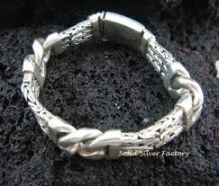 mens silver solid bracelet images Men 39 s jewelry solid silver factory wholesale factory direct jpg