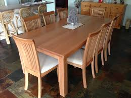 Dining Room Chairs Oak Chair Chalk Paint Dining Table Makeover Little Vintage Nest