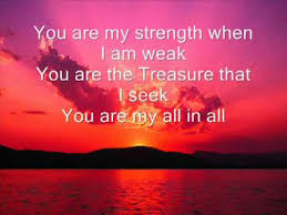 Seeking Best Friend Song You Are My All In All