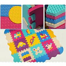 tappeti puzzle xguo tappetini puzzle per bambini 25 pezzi tappeto gioco puzzle