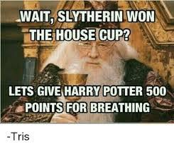 Harry Potter House Meme - image result for harry potter house cup memes harry potter jokes