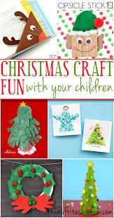 christmas craft fun with your children the multi taskin u0027 mom