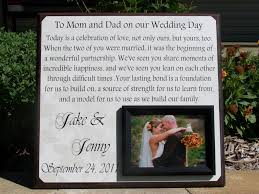 wedding gift ideas for parents 20th wedding anniversary ideas for parents