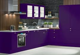 purple cabinets kitchen beautiful purple kitchen appliances in home decor ideas with hanging