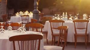 elegant dinner tables pics elegant dinner tables in italian restaurant balcony bottles of wine