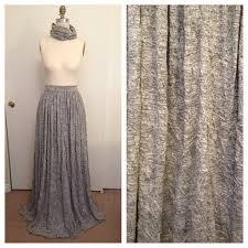 sneak peek fresh off the machine maxi skirt fashion lifestyle