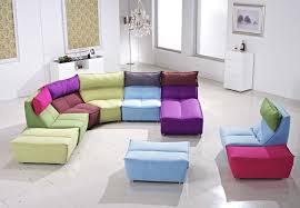 Colorful Sofas Modern And Elegant Sofa Design House Interior And Furniture