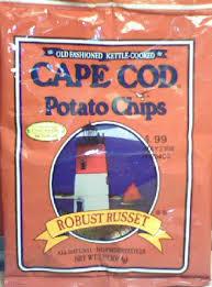 Cape Cod Russet Potato Chips - just discovered my favorite potato chips u2014 polk audio