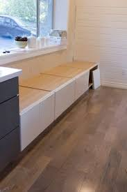 kitchen cabinet bench seat how to make a mudroom bench using old kitchen cabinets window