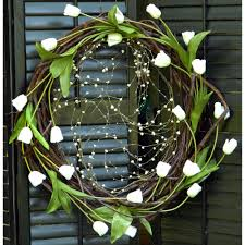 grapevine wreath permanently chic floral heavy grapevine wreath with