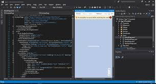 Appphotoforms Visual Studio 2017 Final Xamarin Forms Previewer U2014 Xamarin Forums