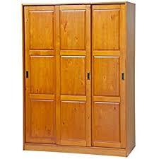 amazon com 100 solid wood flexible wardrobe armoire closet by