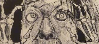a printmaker in puebla named victor hugo illustration concentration
