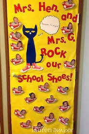 Pete The Cat Classroom Decorations Teacher Appreciation Door Decorating Ideas Google Search