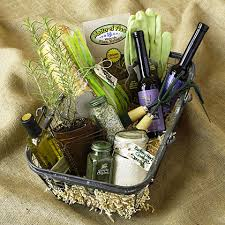 garden gift basket the ultimate gift basket guide infused oils herbs and basket ideas