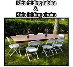 table and chair rentals orlando kids table rentals orlando