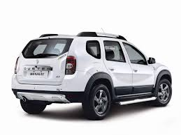 renault duster 2017 black renault duster los pumas edition rear images renault duster los