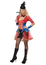 Size Womens Halloween Costumes Size Women U0027s Ringmaster Costume