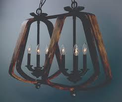 road house 6 light chandelier linear pendant maxim lighting