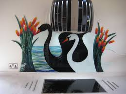 bespoke glass splashbacks for kitchens u0026 bathrooms