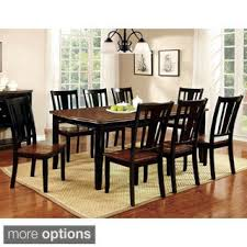 Furniture Of America Dining Room Sets Shop The Best Deals For - Black dining room sets