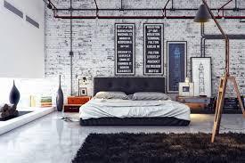 chambre style loft industriel chambre style industriel en 36 idées de chic brut authentique