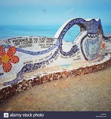 Mosaique Del Sur Mosaic Bench Stock Photos U0026 Mosaic Bench Stock Images Alamy