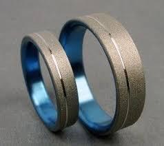 gunmetal wedding band the original pinstripe titanium ring wedding band set in pale