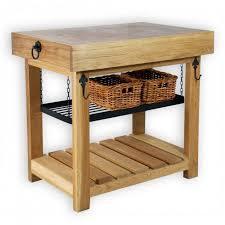Wicker Kitchen Furniture Furniture Mesmerizing Design Of Butcher Blocks For Kitchen