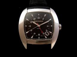 boucheron mec gmt automatic men u0027s watch sold on chrono24