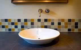 20 eye catching bathroom backsplash ideas