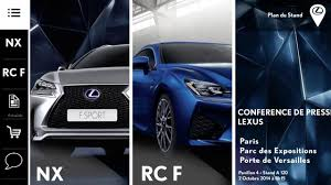 lexus virtual drive app lexus europe live android apps on google play