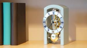Forestville Mantel Clock Hermle Mantel Clock 23015 S40721 Archway