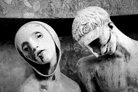 cemetery statues creepy cemetery statues 10