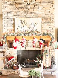 easy christmas chair decor chaotically creative