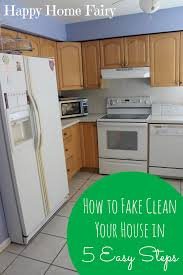 clean your house how to fake clean your house in 5 easy steps happy home fairy