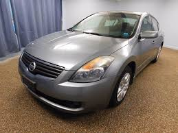 2009 used nissan altima 4dr sedan i4 cvt 2 5 s at north coast auto
