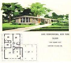luxury mid century modern homes floor plans new home plans design