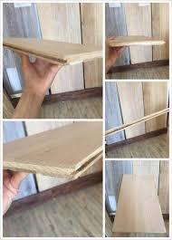 Solid Oak Laminate Flooring 3 Layers Full Solid Oak Timber Flooring 15 22mm Oak Wide Plank