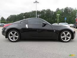 Nissan 350z Coupe - magnetic black 2008 nissan 350z coupe exterior photo 66157433