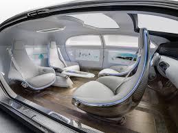 futuristic cars interior really futuristic the mercedes f 015 luxury in motion self