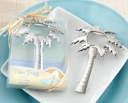 bottle opener favors palm tree bottle opener wedding favor by kate aspen
